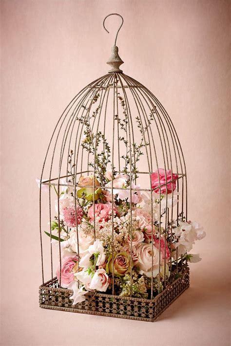 1000  ideas about Bird Cage Centerpiece on Pinterest
