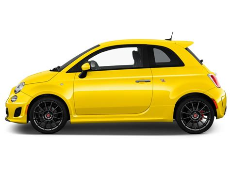 side fiat image 2016 fiat 500 2 door hb abarth side exterior view