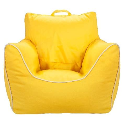 Circo Bean Bag Chair by Circo Bean Bag Chair With Removable Cover Piping Target