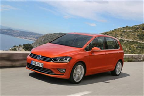 official vw golf sportsvan 2014 safety rating results