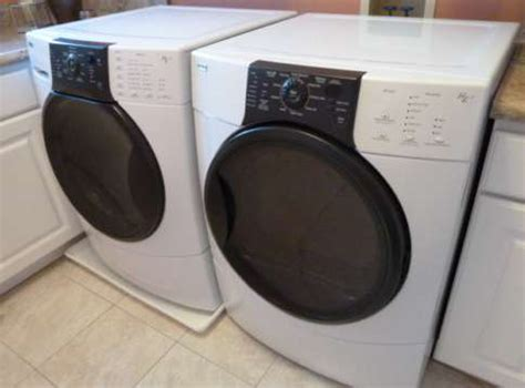 new washer and dryer kenmore elite he3t | rachael edwards