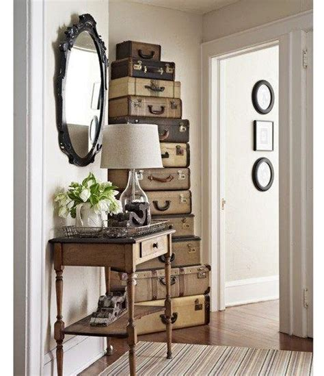 Decorating Ideas Using Suitcases 3 Ways Suitcases Make Interior Decorating Beautiful