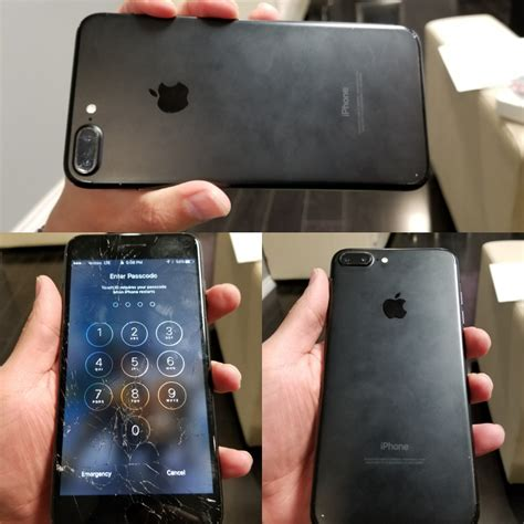 iphone  cracked screen repair   san diego mission