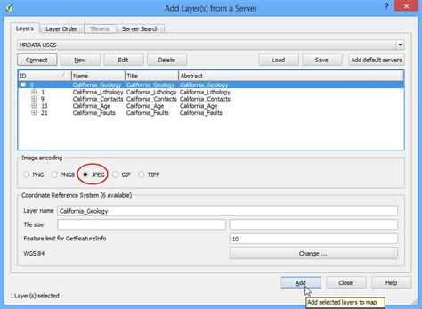 qgis tutorial wms wms 데이터 작업 qgis tutorials and tips