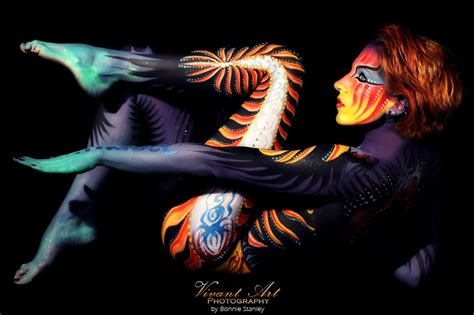 bodypainting photogaphy gallery  favorites bodypainting