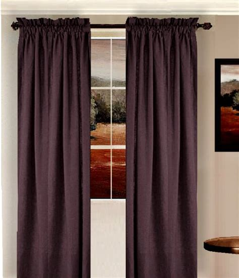 colored shower solid eggplant purple colored shower curtain