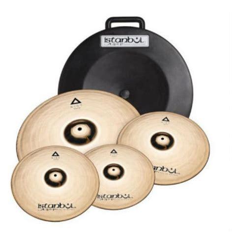Cymbal Istanbul istanbul agop xist cymbal set w free 18 crash