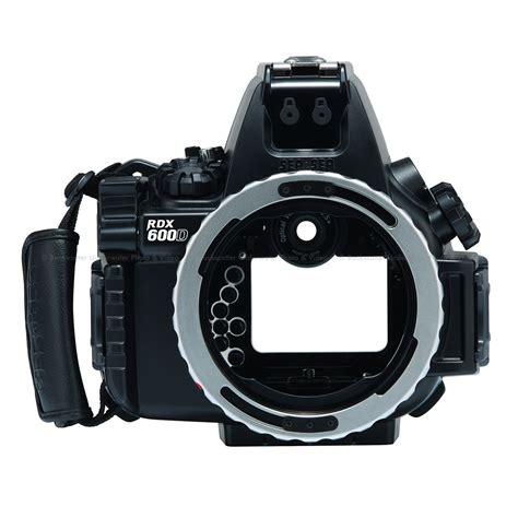 canon 600d sea sea rdx 600d underwater housing for canon 600d t3i