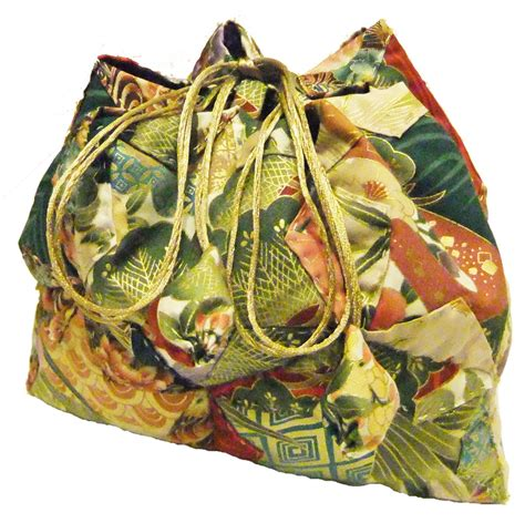 Japanese Patchwork Bags - japanese folded patchwork bag kit