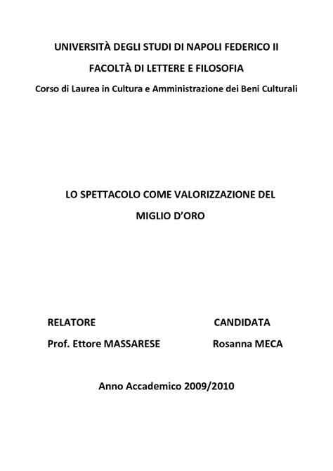 lettere e filosofia federico ii universit 192 degli studi di napoli federico ii facolt 192 di