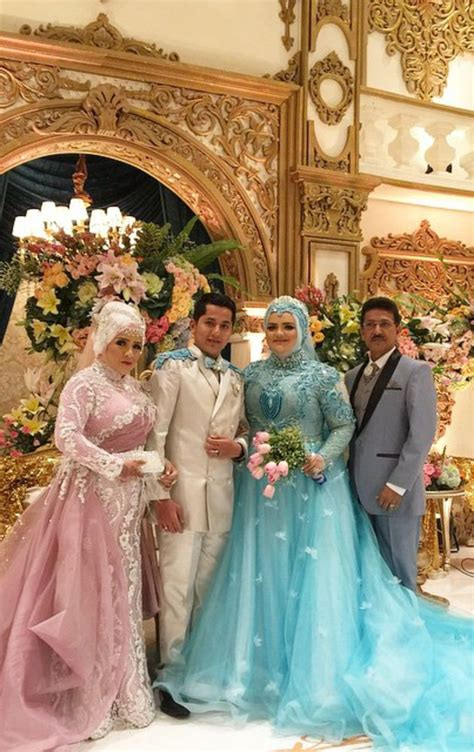 17 best images about muslim wedding on gowns brides and muslim wedding dresses