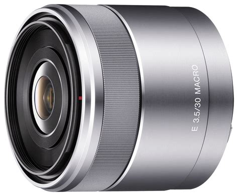 best lens for sony nex sony 30mm f 3 5 macro lens for most sony nex compact
