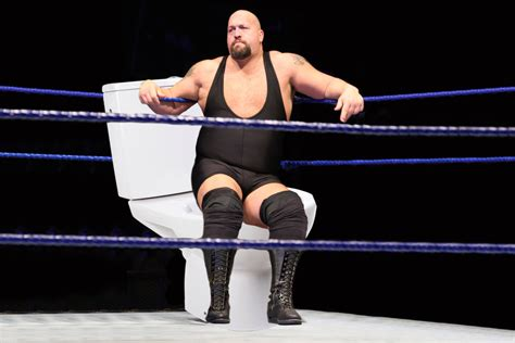 the beatitudes new series big that time the big show pooped his pants wrestling brock