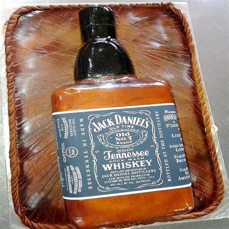 Buy Jack Daniels Theme Cake HS7 Online in Hyderabad