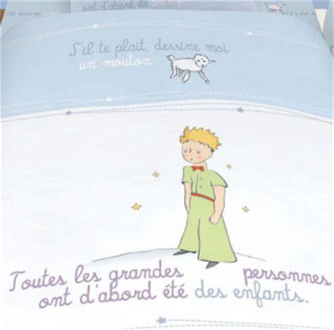 Housse De Couette Le Petit Prince by Parure Housse De Couette Le Petit Prince R 234 Ve
