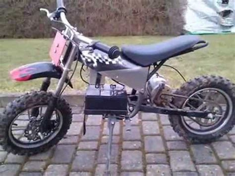 Cross Motorrad Youtube by Elektro Motorrad Cross 2 Youtube