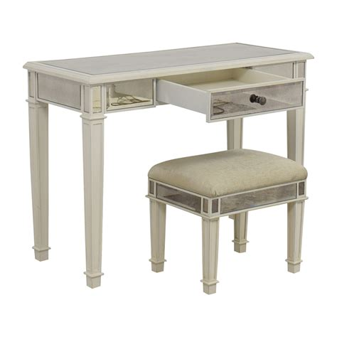 Pier 1 Vanity Table 74 pier 1 imports pier 1 imports antique white mirrored vanity table and stool tables