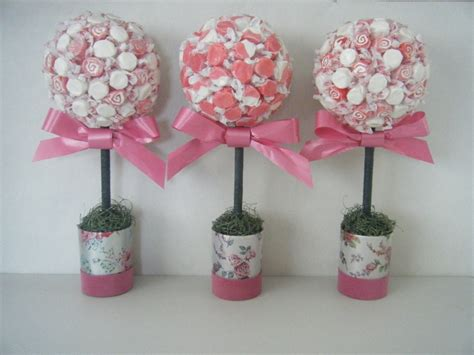 taffy bridal shower centerpieces wedding idea