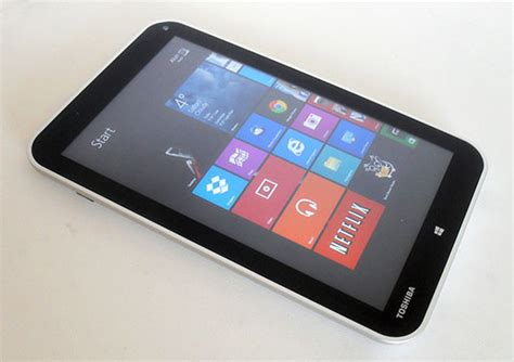 Tablet Toshiba toshiba encore the windows 8 1 tablet that might catch on the register