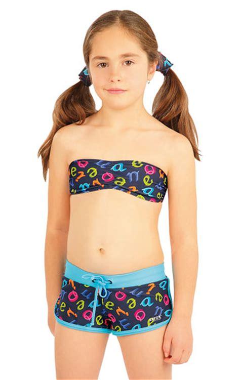 little swimsuit litex girls swimwear girls swim shorts litex swimsuit sportswear and underwear