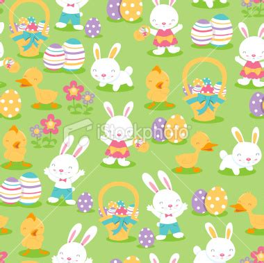 free eastern pattern background stock illustration 23434127 super cute easter seamless