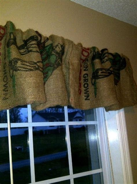 potato sack curtains 1000 images about curtains on pinterest repurposed no
