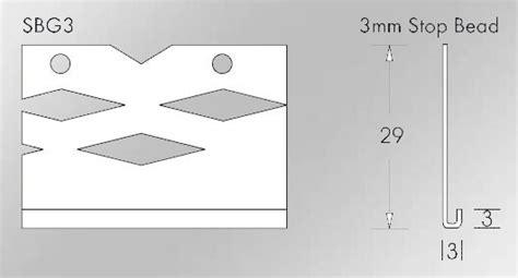 3mm stop bead 3mm galvanised thin coat stop bead building profiles