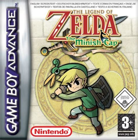 The Legend Of Idea Wiki Fandom Powered By Wikia The Legend Of The Minish Cap Nintendo Wiki Fandom Powered By Wikia