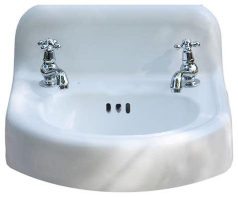 vintage cast iron bathroom sink consigned 1956 porcelain cast iron wall mount bathroom