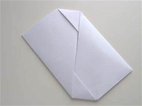 Make An Envelope From 8x11 Paper - easy origami envelope rectangle paper origami