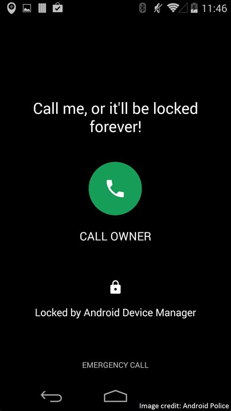 android devicemanager now set a call back on lost smartphones with android device manager technology news