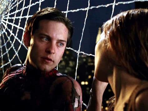 spider man 2002 tobey hqir photos of tobey maguire