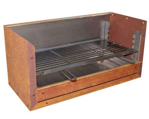 Grill Feuerstelle by Grill Feuerstelle Edelrost H 246 He 38cm Breite 78cm