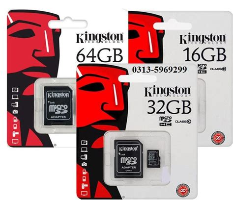 Memory Micro Sd Kingston 32gb Class10 Sdc10 1 kingston micro sd card class 10 8gb 16gb 32gb 64gb 64gb ultimate xx multi media