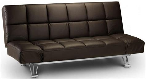 brown sofa bed buy julian bowen manhattan brown sofa bed online cfs uk