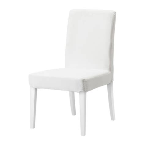 White Chair by Henriksdal Chair Gobo White
