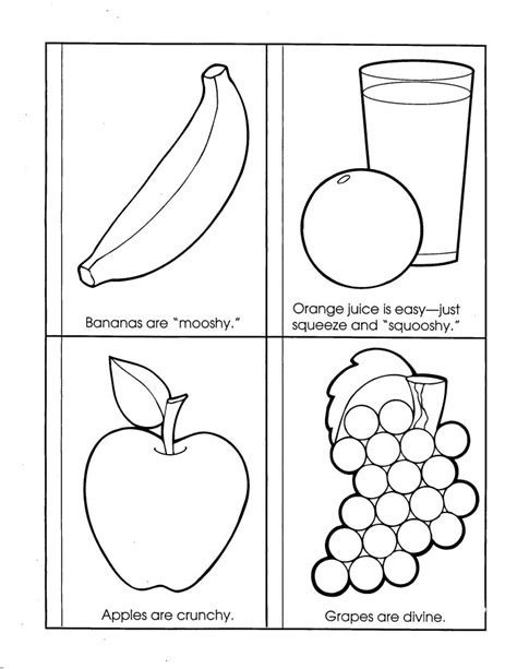 healthy food coloring pages preschool 13 best images of protein worksheets preschool eat the