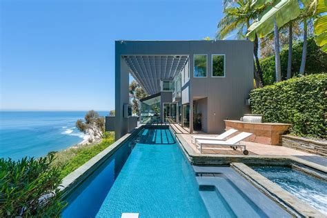 coastal house modern malibu beach house rooms with a view