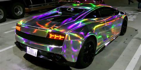 Pimped Lamborghini Pimped Out Lamborghini Check Out This Awesome Chrome