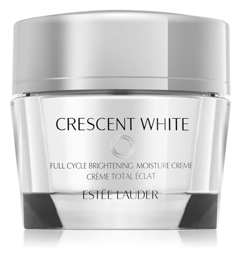 Estee Lauder Crescent White est 233 e lauder crescent white brightening moisturising