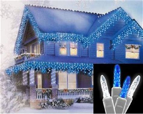 blue and white icicle outdoor christmas lights fall front door decor fall porch decorating ideas