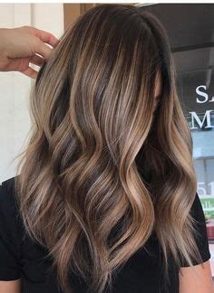 33 light brown hair color with high and low lights   light