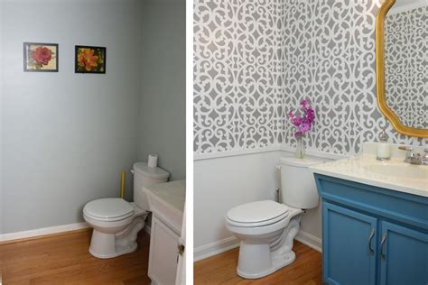 wallpaper trends for bathrooms 21 small bathroom decorating ideas