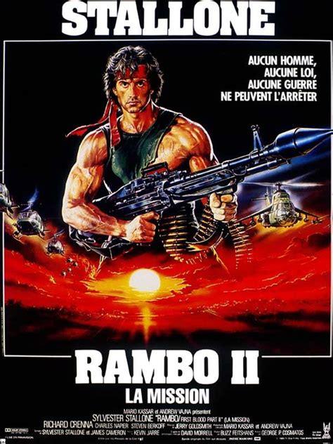un film rambo rambo ii la mission est un film de george pan cosmatos