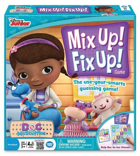 Games Giveaway - kids game giveaway marvel doc mcstuffins