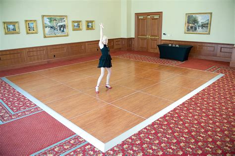 28 quikform dancefloor temporary portable parquet