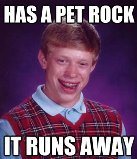 Poor Brian Meme - bad luck brian x menobsessed26 photo 31133948 fanpop