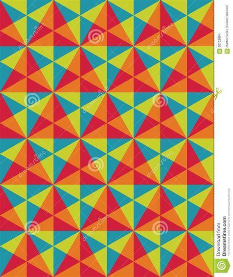 libro print pattern geometric vector modern seamless colorful geometry pattern mosaic stock vector image 60732894