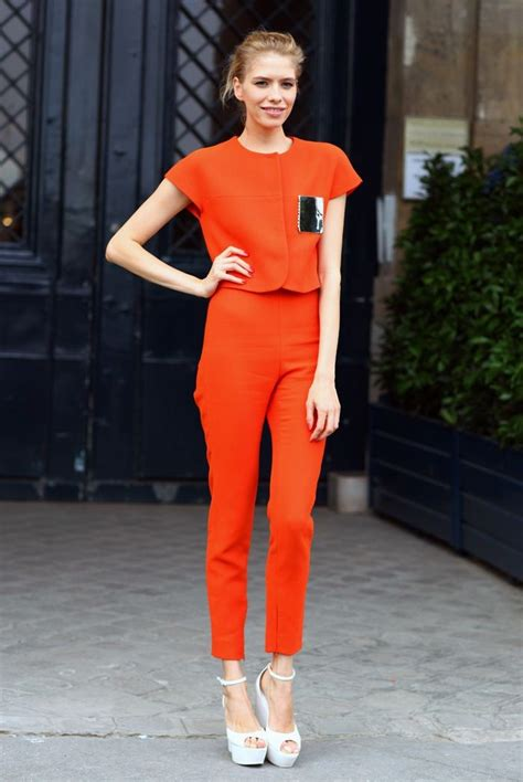 colour style how to wear orange trousers 2018 fashiongum com