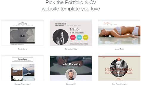 The Best Portfolio Website Builders Wix Portfolio Templates